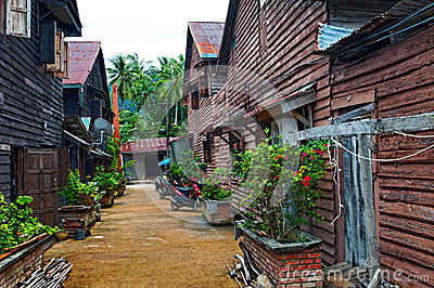 Village in Thailand