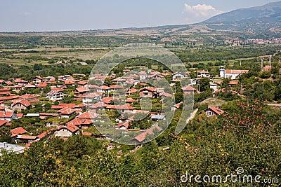 Village Top View