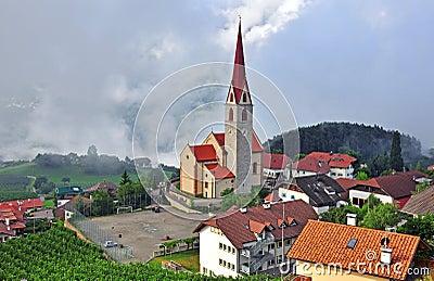 Village in Tyrol