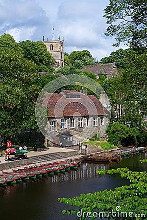 Village in Yorkshire