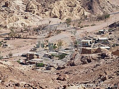 Villaggio in desert3