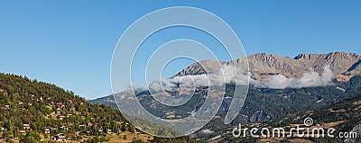 Villaggio di elevata altitudine