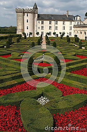 Villandry Castle, France