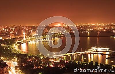 Ville de Bakou