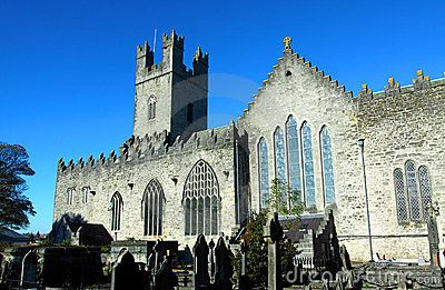 Ville Irlande De Limerick De Cathédrale De Rue Mary Photo stock - Image: 21932770