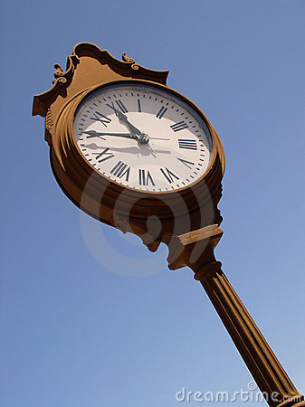 Villiage Clock II