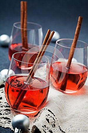 Vin chauffé