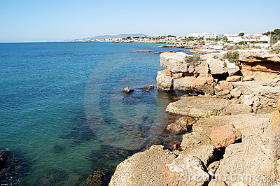 Vinaroz Mediterranean city in Spain