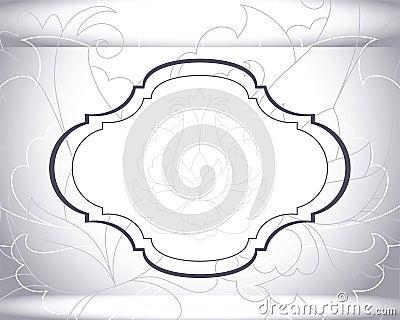 Vinatge frame