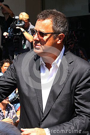 Vince Gill Editorial Photo