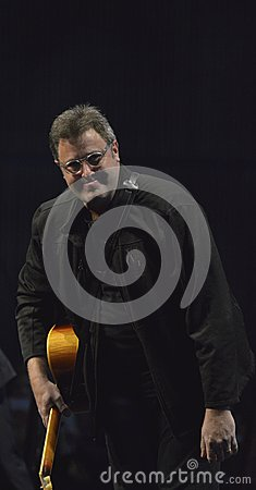 Vince Gill at the Country Music Hall of Fame Grand Opening Editorial Stock Photo