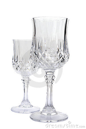 Free Vine Glasses Royalty Free Stock Images - 16918589