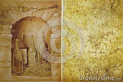 Vineyard template