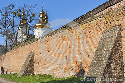 Vinnitsia historic city center, Ukraine