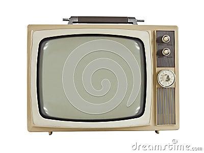 Vintage 1960 s Portable Television