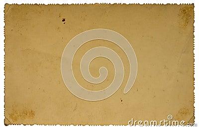 Vintage aged paper texture