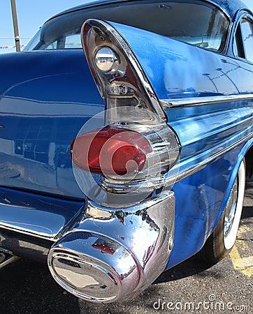 Vintage American Auto car