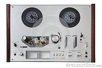 Vintage analog recorder