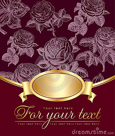 Free Vintage Background For Design Royalty Free Stock Photo - 9470785