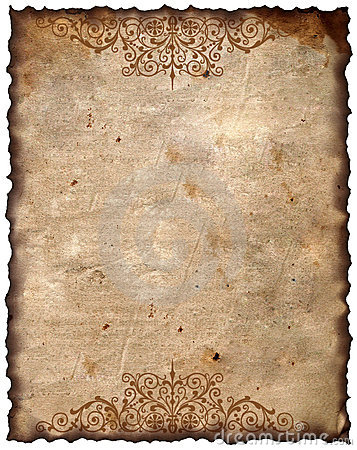 Free Vintage Background - Old Paper Stock Photo - 5152890