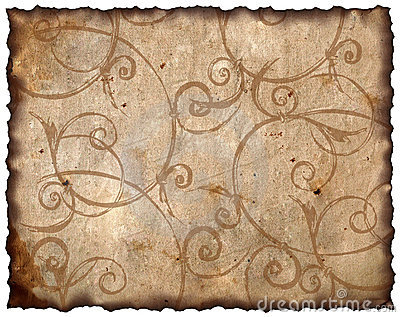 Vintage background - old paper