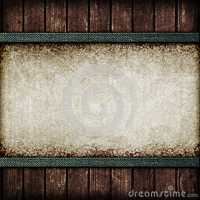 Vintage background. Paper and boards.