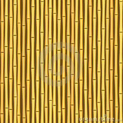 Free Vintage Bamboo Wall Seamless Texture Background Stock Photos - 19641733