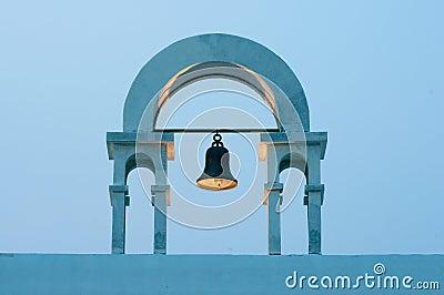 Vintage belfry