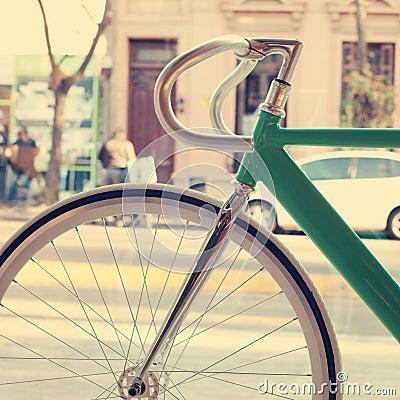 Free Vintage Bicycle Stock Photo - 25397140