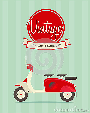 Free Vintage Bike Stock Image - 28676521
