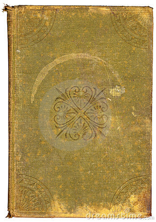 Free Vintage Book Cover Royalty Free Stock Image - 2672276
