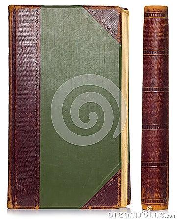 Vintage book sides