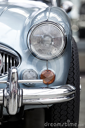 Vintage British Sportscar