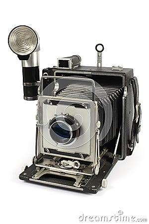 Free Vintage Camera Stock Photography - 20079712