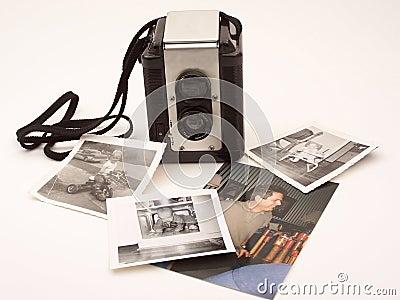 Vintage camera memories