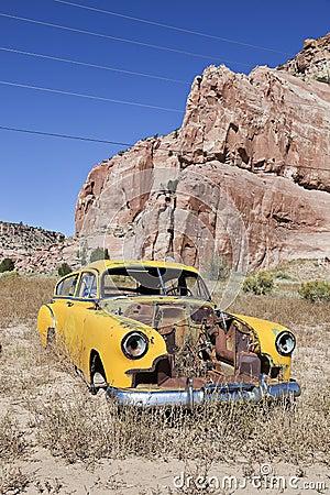 Free Vintage Car Stock Photo - 27281050