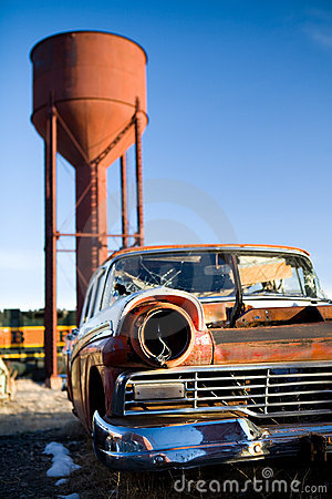 Free Vintage Car Stock Image - 4786071