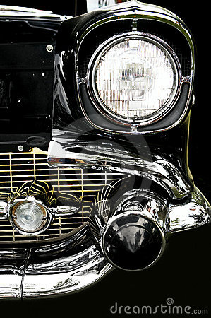 Free Vintage Car Stock Photography - 4846832