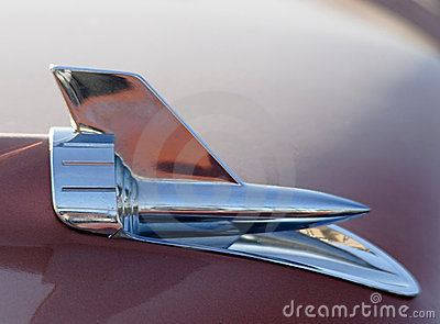 Vintage Car Decal