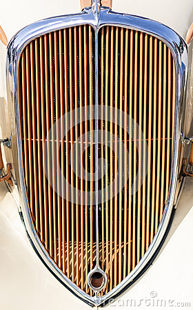 vintage car grill royalty free stock images image 31504849