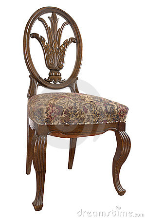 Vintage Chair Stock Image - Image: 4435991