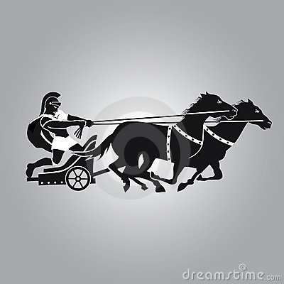 Vintage Chariot Logo