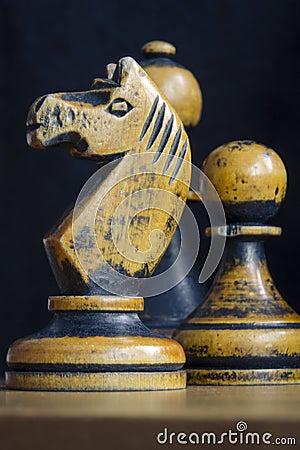 Free Vintage Chess Stock Photo - 36150870