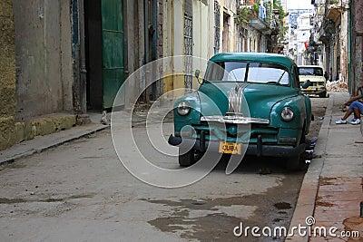 Vintage Chevrolet, Havana.