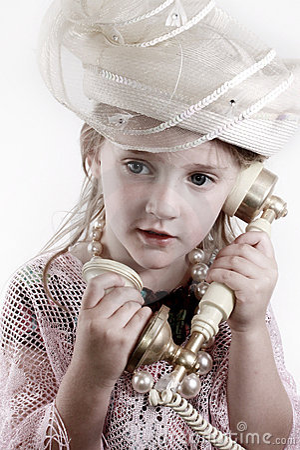 Free Vintage Child Stock Image - 17468661
