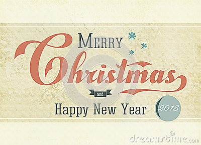 Vintage Christmas 2013