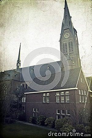 Vintage church