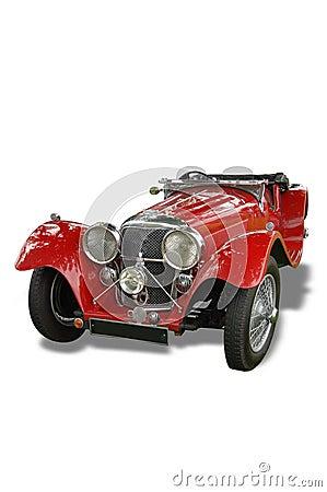 Vintage Classic Jaguar