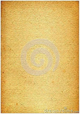Vintage coarse textured paper.