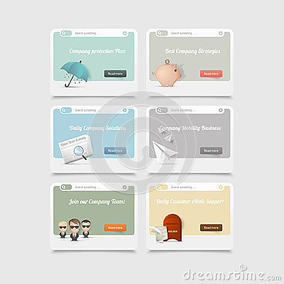 Free Vintage Concept Elements With Icons Stock Image - 33042461